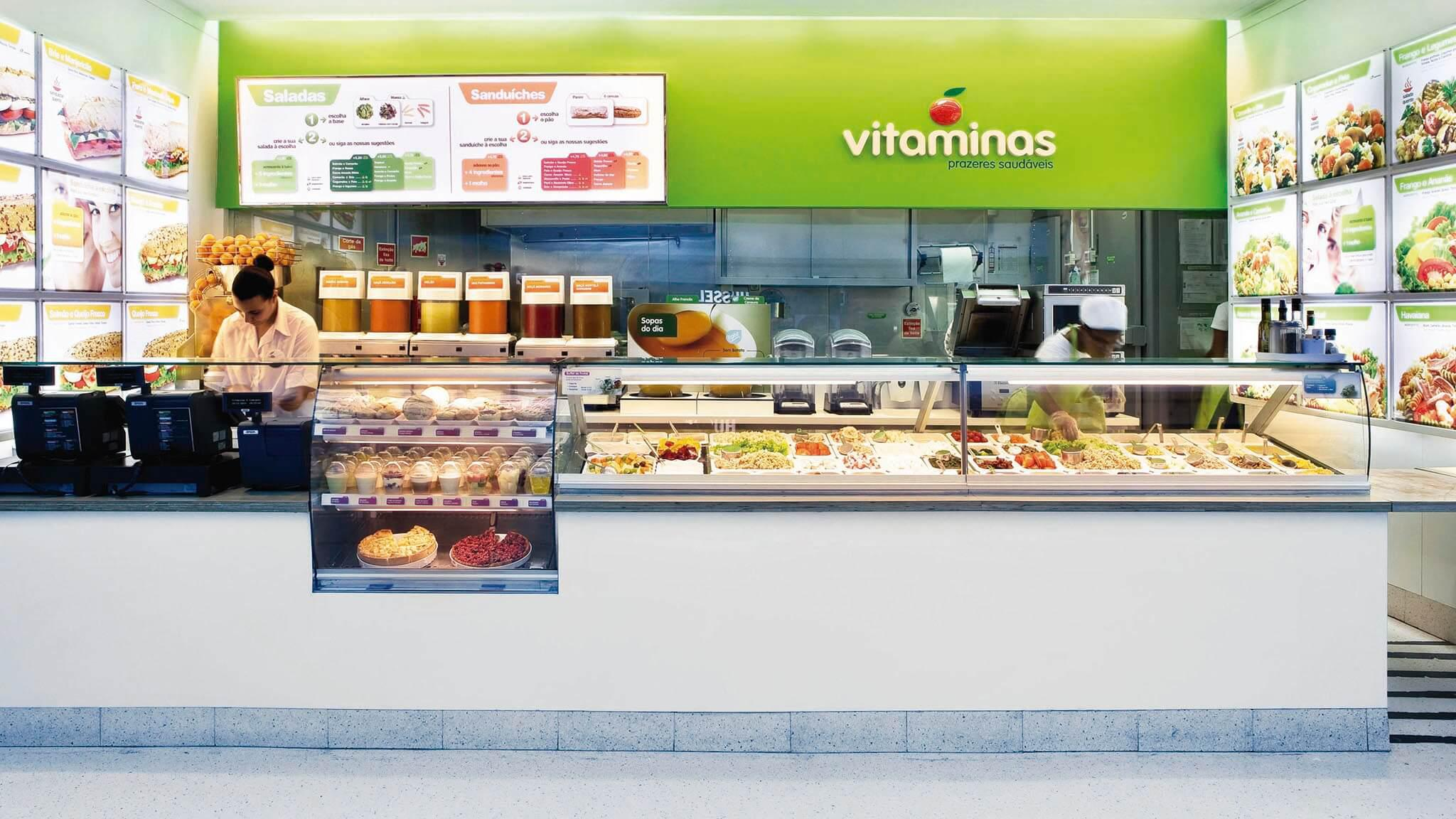 Restaurante Vitaminas